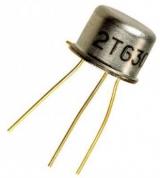 Устройство транзистора