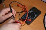 Прозвонка кабеля и проводов